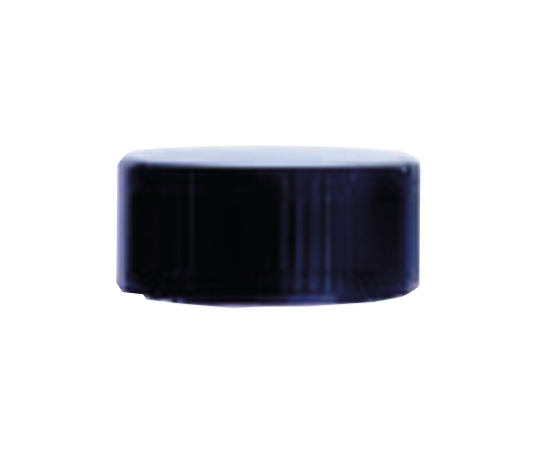 アズワン(AS ONE) ミニバイアル 10mL用ソリッドキャップ(3-6291-13)