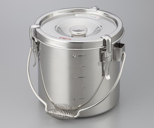 アズワン(AS ONE) エアベント付き密閉式タンク 10L(4-3010-02)
