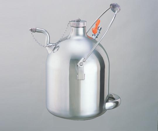 アズワン(AS ONE) 耐震・防災対策 溶媒管理容器(そるべん缶(R))5L (1-9416-02)