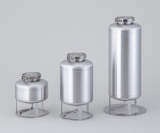 アズワン(AS ONE) フェルールクランプ式ステンレス加圧容器 10L(1-1917-02)