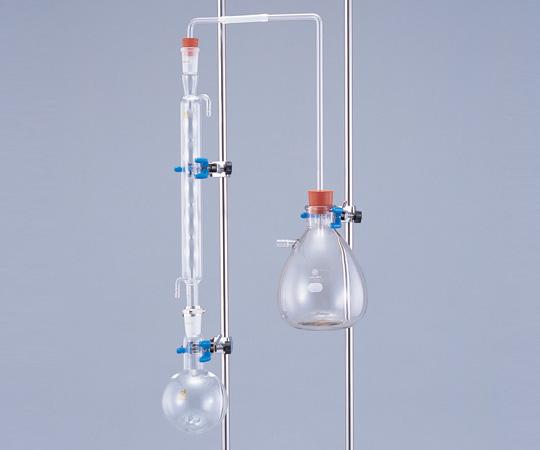 アズワン(AS ONE) 還流装置用 共通摺合球入冷却器 アーリン氏タイプ 普通摺合19/38 (1-4325-02)