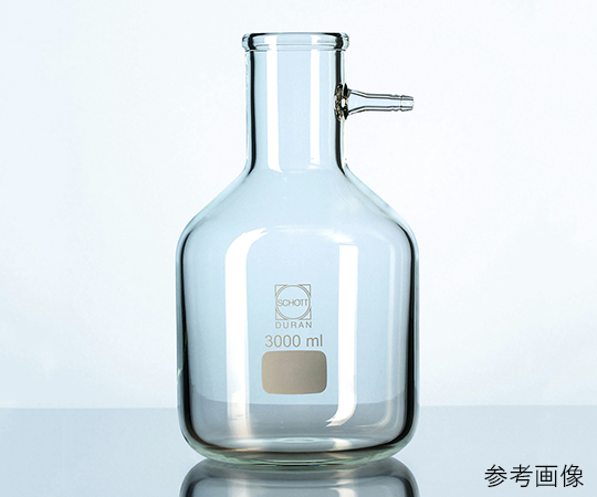 アズワン(AS ONE) 吸引瓶 3L(3-7116-01)