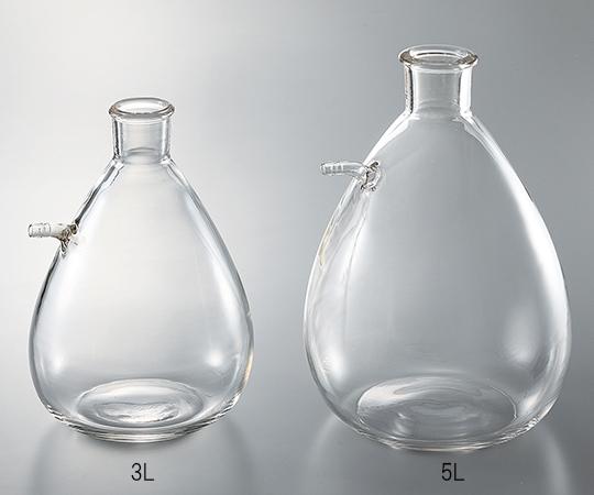 アズワン(AS ONE) ろ過瓶 5L(1-4416-13)