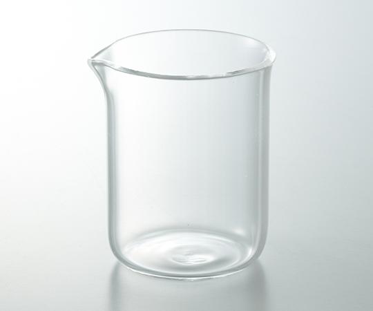 アズワン(AS ONE) 石英ビーカー BQ-50 50mL(1-2834-01)
