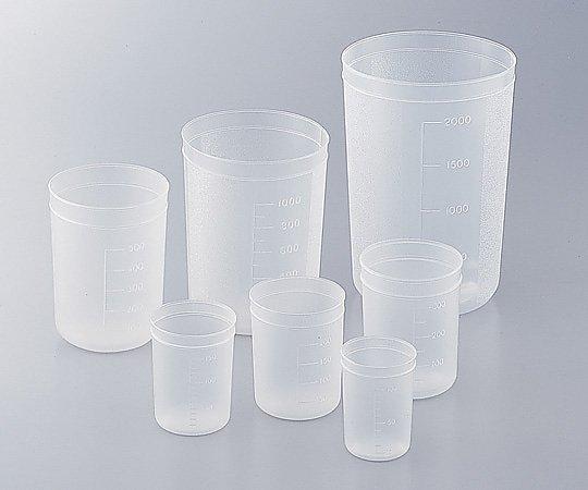 アズワン(AS ONE) ディスポカップ(ブロー成形) 150mL 1000個入(1-4659-12)
