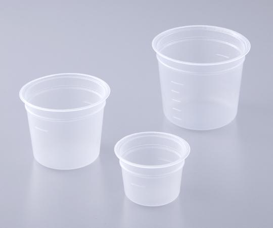 アズワン(AS ONE) ミニディスポカップ(バキュームタイプ) 30mL 1000個入(1-1457-52)