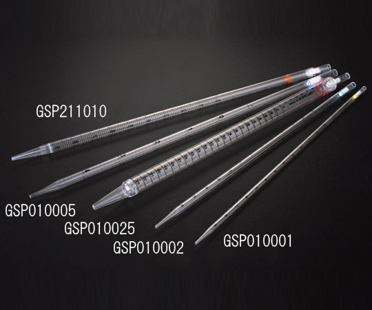 アズワン(AS ONE) プラスチックピペット GSP010025 150本入(1-4985-15)