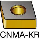 サンドビック TMax P 旋削用ネガ・チップ 3205 CNMA 12 04 08KR(OP:3205)/10個【6040942】