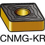 サンドビック TMax P 旋削用ネガ・チップ 3210 CNMG 12 04 12KR(OP:3210)/10個【6041558】