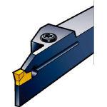 サンドビック TMax Qカット 突切り・溝入れシャンクバイト RF151.23252525M1/1個【1294181】