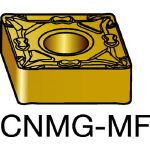 サンドビック TMax P 旋削用ネガ・チップ 2025 CNMG 12 04 04MF(OP:2025)/10個【1305361】