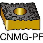 サンドビック TMax P 旋削用ネガ・チップ 1525 CNMG 12 04 04PF(OP:1525)/10個【1298763】