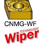 サンドビック TMax P 旋削用ネガ・チップ 5015 CNMG 12 04 08WF(OP:5015)/10個【1738844】