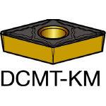 サンドビック コロターン107 旋削用ポジ・チップ 3210 DCMT 11 T3 08KM(OP:3210)/10個【6190812】
