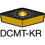 サンドビック コロターン107 旋削用ポジ・チップ 3205 DCMT 11 T3 08KR(OP:3205)/10個【6190839】
