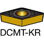 サンドビック コロターン107 旋削用ポジ・チップ 3210 DCMT 11 T3 08KR(OP:3210)/10個【6190847】