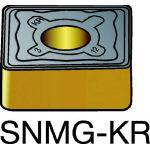 サンドビック TMax P 旋削用ネガ・チップ 3215 SNMG 12 04 12KR(OP:3215)/10個【6152686】