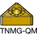 サンドビック TMax P 旋削用ネガ・チップ 235 TNMG 16 04 08QM(OP:235)/10個【1560905】