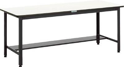 TRUSCO AEWP型作業台 1800X900XH740 AEWP1890/1台【2415615】 【個人宅配送不可】