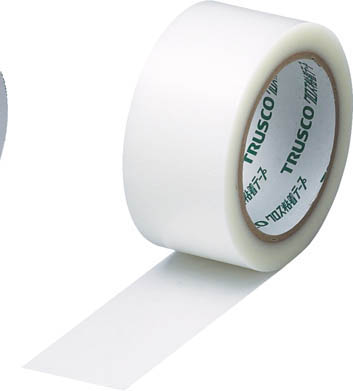 TRUSCO クロス粘着テープ 幅25mmX長さ25m クリア 透明 GCT25(OP:TM)/60巻【1535326】