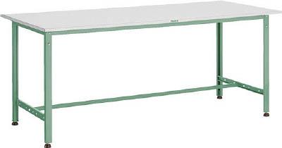 TRUSCO RAE型作業台 1800X900XH740 RAE1809/1枚【2385708】 【個人宅配送不可】