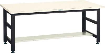 TRUSCO UTM型作業台 1500X750XH740 UTM1575/1台【2414384】 【個人宅配送不可】