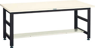 TRUSCO UTM型作業台 1800X750XH740 UTM1875/1台【2414422】 【個人宅配送不可】