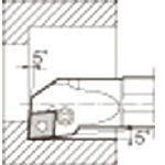京セラ 内径加工用ホルダ  S40TPCLNL1250/1個【6457631】
