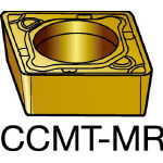 サンドビック コロターン107 旋削用ポジ・チップ 2035 CCMT 09 T3 08MR(OP:2035)/10個【6095399】