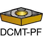 サンドビック コロターン107 旋削用ポジ・チップ 5015 DCMT 11 T3 08PF(OP:5015)/10個【6096573】