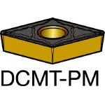 サンドビック コロターン107 旋削用ポジ・チップ 1525 DCMT 11 T3 04PM(OP:1525)/10個【6096484】