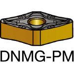 サンドビック TMax P 旋削用ネガ・チップ 1525 DNMG 15 04 08PM(OP:1525)/10個【6096760】