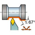 サンドビック コロターンRC ネガチップ用シャンクバイト DVVNN 2525M 16/1個【6060251】