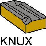 サンドビック TMax 旋削用ネガ・チップ 2025 KNUX 16 04 10L12(OP:2025)/10個【6097332】