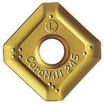 サンドビック コロミル245用チップ 1025 R24512 T3 EML(OP:1025)/10個【1764993】
