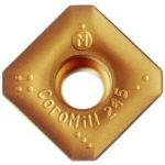 サンドビック コロミル245用チップ K20W R24512 T3 MKH(OP:K20W)/10個【6114032】