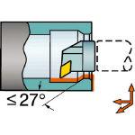 サンドビック コロターンSL 570カッティングヘッド R571.35C40322715/1本【1286943】