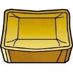 サンドビック フライスカッター用チップ 4240 SPKR 12 03 ED RWH(OP:4240)/10個【6106544】