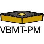 サンドビック コロターン107 旋削用ポジ・チップ 5015 VBMT 16 04 12PM(OP:5015)/10個【6107460】