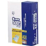 IRIS ラミネーターフィルムA3サイズ(100ミクロン) 500枚入 LZA3500/1個(500枚入)【4130723】