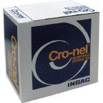 イノアック クロネルディスペンサーボックス 茶 1.6×145mm×40M巻 YE160DNS/1巻【3905411】