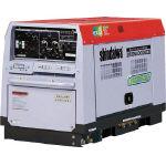 新ダイワ ディーゼルエンジン溶接機 新登場 兼発電機 400A 1台 4141423 DGW400DMC 評判