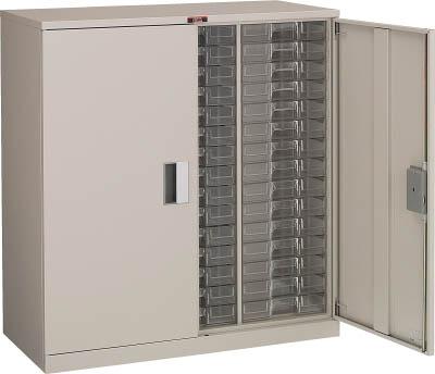 TRUSCO カタログケース 両開 中深型3列15段 825X395XH880 A3C15D/1台【4571711】【運賃別途】