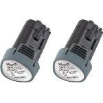 ムサシ 充電式 伸縮スリムバリカンJr バッテリー2個付 PL30022B/1台【4126220】