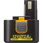 Panasonic ニッケル水素電池12V EZ9200S/1個【3950263】