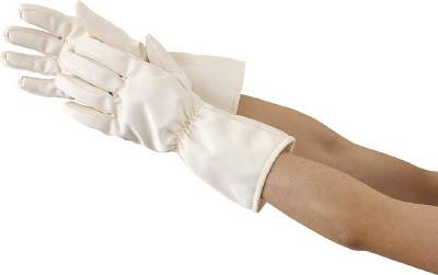 TRUSCO クリーンルーム用耐熱手袋35CM TMZ782F/1双【4098994】