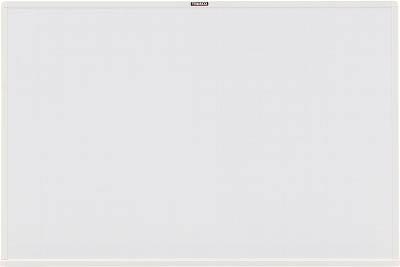 TRUSCO スチール製ホワイトボード 白暗線 白 600X900 WGH122SA(OP:W)/1枚【2884917】