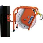 Reelex バリアリール ロープタイプ 外径12.0mm×10m BRR1210/1台【4184866】