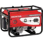 HONDA 発電機 2.3kVA(交流専用) 60Hz EBR2300CX2 NKH/1台【4238095】
