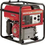 HONDA 発電機 2.3kVA(交流専用) EB23K1JN/1台【4319605】